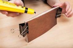 DIY Steampunk Notebook