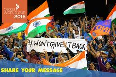 || WORLD CUP 2015 CLASH || It's Time To Share What You Truly Feel !!  #WontGiveItBack #IndvsAus #CWC2015 #WorldCup2015 #CricketFever #MaukaMauka #AppplCombine