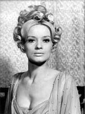 Czechoslovakian actress Jana Brejchová