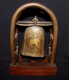 Elephant bell, or klong. Elephant, India, Delhi India, Elephants, Indian