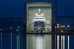 #yachtorganiser #lurssen #superyacht #dreamyacht #germany