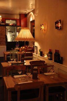 Restaurant Juuls | Amsterdam - Albert Cuypstraat 19, De Pijp | De keuken is Frans Internationaal georiënteerd met een klassiek moderne twist.