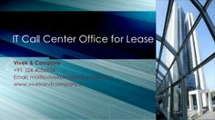 Plug n Play Office Space  Call Center IT BPO For Rent in Gurgaon by 1244056954 via slideshare