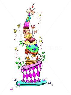 Verjaardagstaarten bij Bakken & Zo