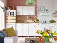 La crédence, c'est l'un des éléments indispensables d'une cuisine à la fois esthétique et fonctionnelle. Quelle matériau choisir ? A quel endroit faut-il...