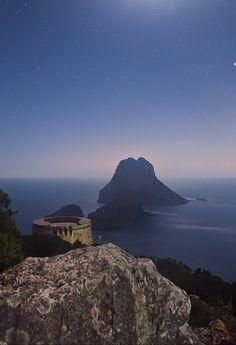 Es Vedra by ibizalights.com #Ibiza #esvedra