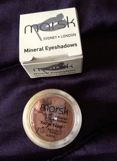"Marsk Mineral Eyeshadow in ""You're Toast"" new and unused"