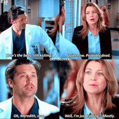 Grey's Anatomy 9x18 #grey'sanatomymemes