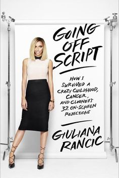 A witty, warm, and inspiring memoir from the E News! host, Fashion Police panelist, red-carpet correspondent, author, and reality show star Giuliana Rancic.       Giuliana Rancic is best known for interviewing A-listers on the red carpet and E! News, skewering their shocking style choices on Fashion Police, and giving viewers a front row seat to her marriage and family life on her reality show, Giuliana & Bill. What fans may not know is that she learned English from Eddie Murphy, got her…