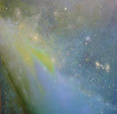 Origins (no 16) Oil on canvas, 150cm x 150cm www.patrick-odonnell.co.uk