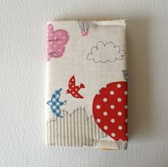 Hot Air Balloon Passport Cover £6.00