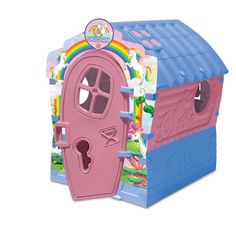 Porte Cochere, Playhouse Outdoor, Unicorn Kids, Imaginative Play, Memorable Gifts, Play Houses, Cozy House, Fun Games, Decoration