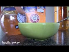 DIY Facemask: Erase Dark Spots, Hyperpigmentation and Acne Scars! - YouTube