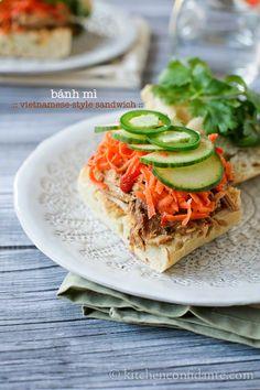 Bahn Mi | Kitchen Confidante | Title
