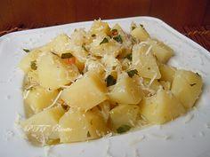 Zuppa di patate. #primopiatto #zuppa #patate #ricetta #recipe #italianfood #italianrecipe #PTTRicette