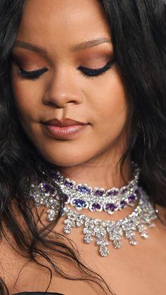 Rihanna at the DiamondBall 2017