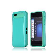 Duo-Safe (Lys Grønn) BlackBerry Z10 Etui Blackberry Z10, Phone, Telephone, Mobile Phones