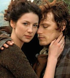 So lovely, Claire and Jamie