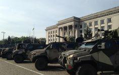 Порядок в Одессе будут охранять до пяти тысяч силовиков.