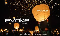 Evoke Wireless CCTV Camera is a powerful protection of CCTV Camera. lug & play Evoke camera loaded with great features for home & office security. Mount this camera on any plane surface, on a wall, or upside down on the ceiling. Wireless Cctv Camera, Wireless Security Cameras, Cctv Camera For Home, Plane, Surface, Ceiling, Wall, Ceilings, Aircraft