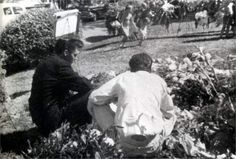 The day that Gladys Presley was buried in august 1958 at the Forest Hill cemetery. For Elvis ! life will be never the same.