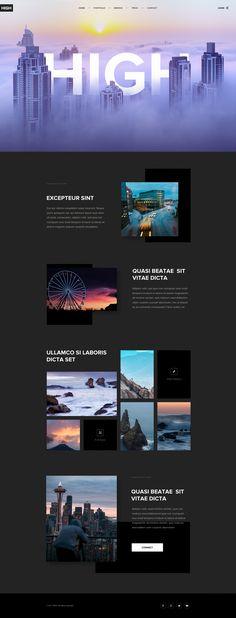 Messaki Website Design Website Design Layout, Web Layout, Layout Design, Pag Web, Web Responsive, Event Website, App Design Inspiration, Web Design Trends, Page Design