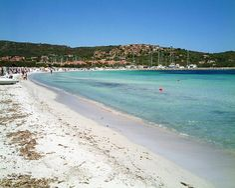Sardegna:Cala Ottiolu, Budoni