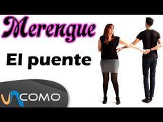 Pasos básicos del Merengue - El puente - YouTube