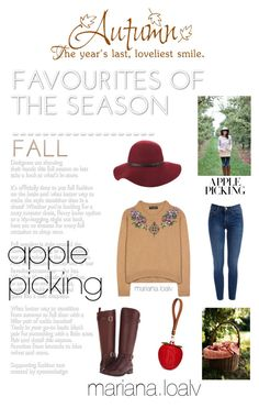 """""""🍂🍎Apple Picking🎒🍂"""" by marianaloalv on Polyvore featuring moda, Vionic y Dolce&Gabbana"""