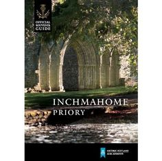 Inchmahome Priory OSG Cover Purple Books, Guide Book, Days Out, Book Worms, Countries, Scotland, Places To Visit, Adventure, World