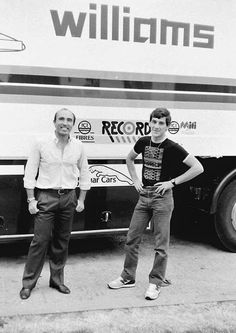 Senna and Williams