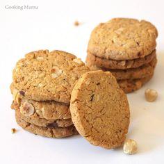 Biscuit à l'huile de noisette