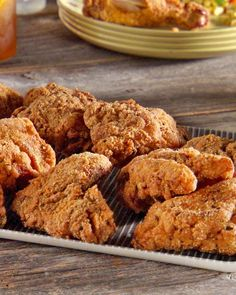Brined and Fried Chicken vedio: http://www.marthastewart.com/354371/brined-and-fried-chicken