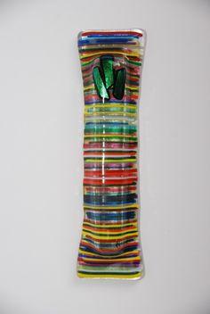 Fussed+glass+handmade+Mezuzah+mezuza+by+Dalit+Glass+by+dalitglass