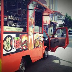 Food Trucks in Bangalore – Not only look good but serve fabulous food too!!