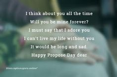 Happy Propose Day 2020 Quotes, SMS, messages and Whatsapp status image