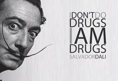 Salvador Dali & psychedelic drugs: Dali's fake documentary