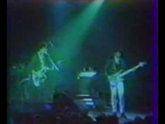 The Cure - A Forest - Amsterdam 1980 New Wave Music, Music Music, Sound Of Music, Kinds Of Music, Live Music, The Cure Band, Rock Revolution, Robert Smith The Cure, Boys Don't Cry