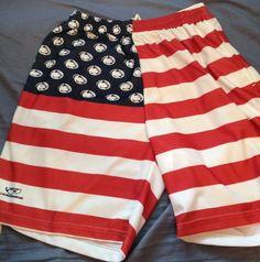 Penn State Lacrosse Shorts