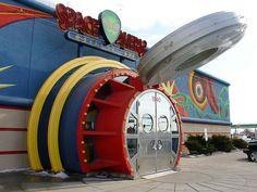 Space Aliens Bar & Grill in Bismarck, Fargo, Minot and Grand Forks, North Dakota