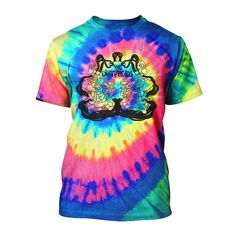 Dirty Heads Official Store Trippy Mushroom T-Shirt