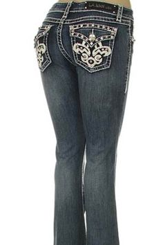 LA Idol Denim  $64.00
