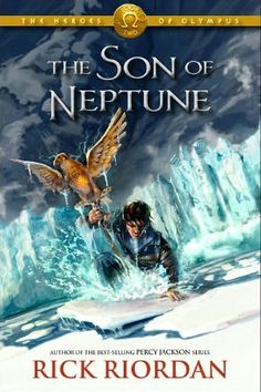 The Heroes of Olympus #2: The Son of Neptune by Rick Riordan