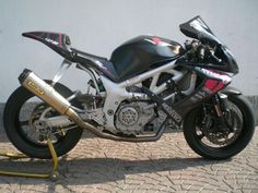 gsx r front end clean pipe w heat wrap suzuki sv650. Black Bedroom Furniture Sets. Home Design Ideas