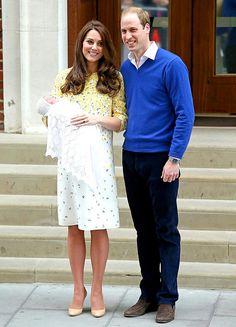 The Birth of HRH Princess Charlotte of Cambridge London | May 2, 2015