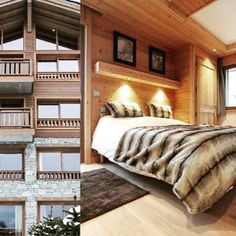 Escape with friends to a home away from home... #Ski #Property #RealEstate #Home #Skiing #Interiors #InteriorDesign