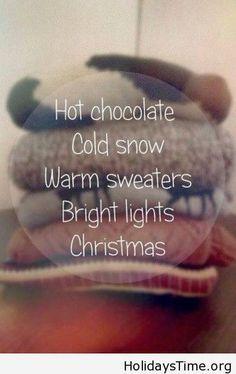 Best winter things