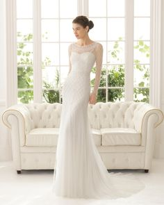 Aire Barcelana - Bridal Collection 2015