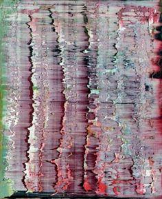 Gerhard Richter - Abstraktes Bild 1995