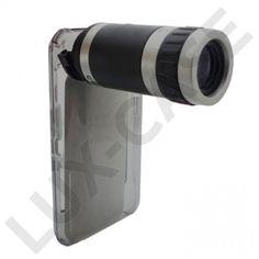 6x Optisk Zoom Linse med Montering Deksel for iPhone 3G/3GS - Gadgets - Diverse - GRATIS FRAKT!